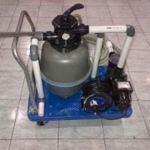 Jual Mobile Vaccum Cleaner